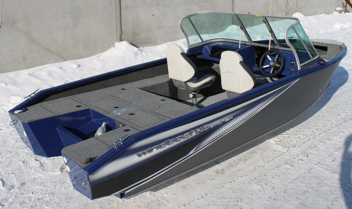 Windboat 4.6 EVO Fish