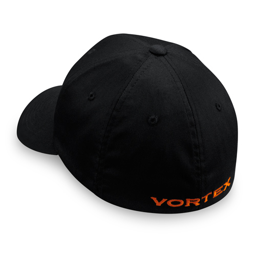Бейсболка Vortex Flex Fit Black