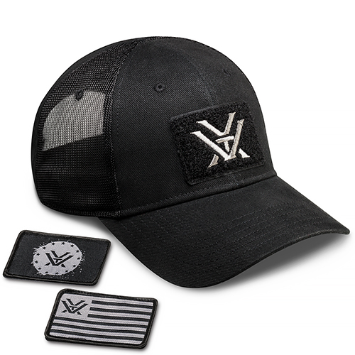 Бейсболка Vortex Black Patch
